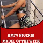 MODEL OF THE WEEK: Adamara Ajuzie (Prettyxgirlswag)