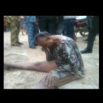 WITCH CRAFT: Bird Turns Into A Woman In Okokomaiko, Lagos State